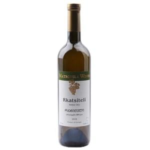 Matrobela Wines Rkatsiteli Amber Dry 2018