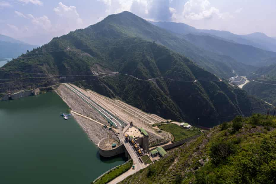 The Tehri Dam is the highest in India and one of the highest in the world. It was eventually built despite a huge outpouring of opposition.