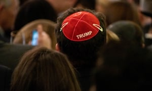 'In Monsey, a predominately Orthodox enclave in New York state and the site of Saturday's attack, Trump bested Clinton by almost 50 points. In one district Trump garnered over 90 percent of all votes.'