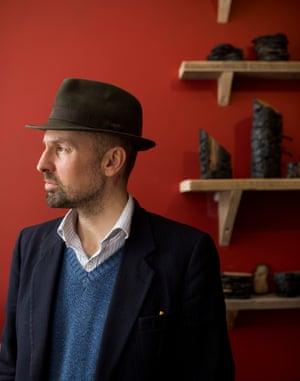 David Jubb, artistic director and CEO of The Battersea Arts Centre.