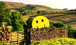 The Dales … they put a smile on your face.
