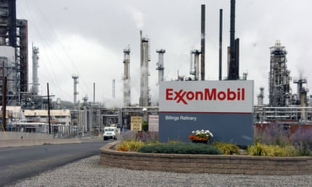 ExxonMobil's Billings refinery