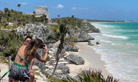 Shootout in Mexican tourist hotspot of Tulum leaves two foreign women dead