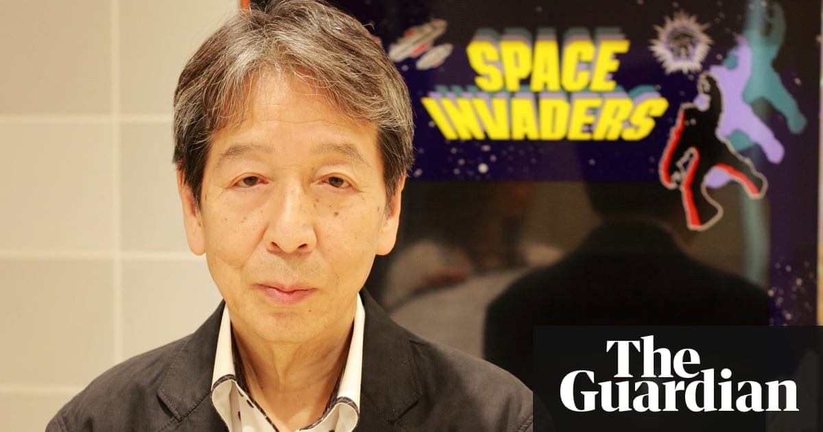 Space Invaders at 40: 'I tried soldiers, but shooting people was frowned upon'