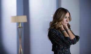 Sarah Jessica Parker plays Frances, a woman on the verge of a marriage split, in new HBO show Divorce.