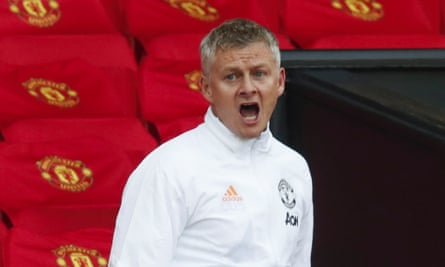 Ole Gunnar Solskjær insists Manchester United will not play for a draw at Leicester in their final Premier League match of the season on Sunday.