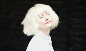 'Carry on with the music and stop talking': Jane Horrocks.