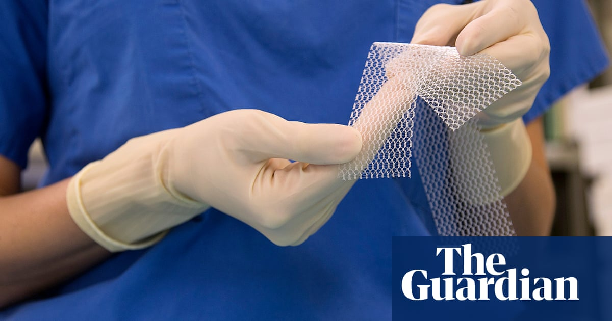 What does pelvic mesh do and why are women suing over it