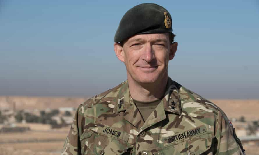 Maj-Gen Rupert Jones