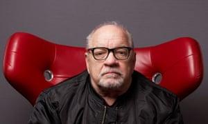 Writer-director Paul Schrader in London