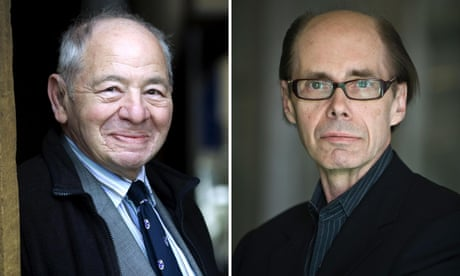 Crime fiction does justice to Colin Dexter and Jeffery Deaver