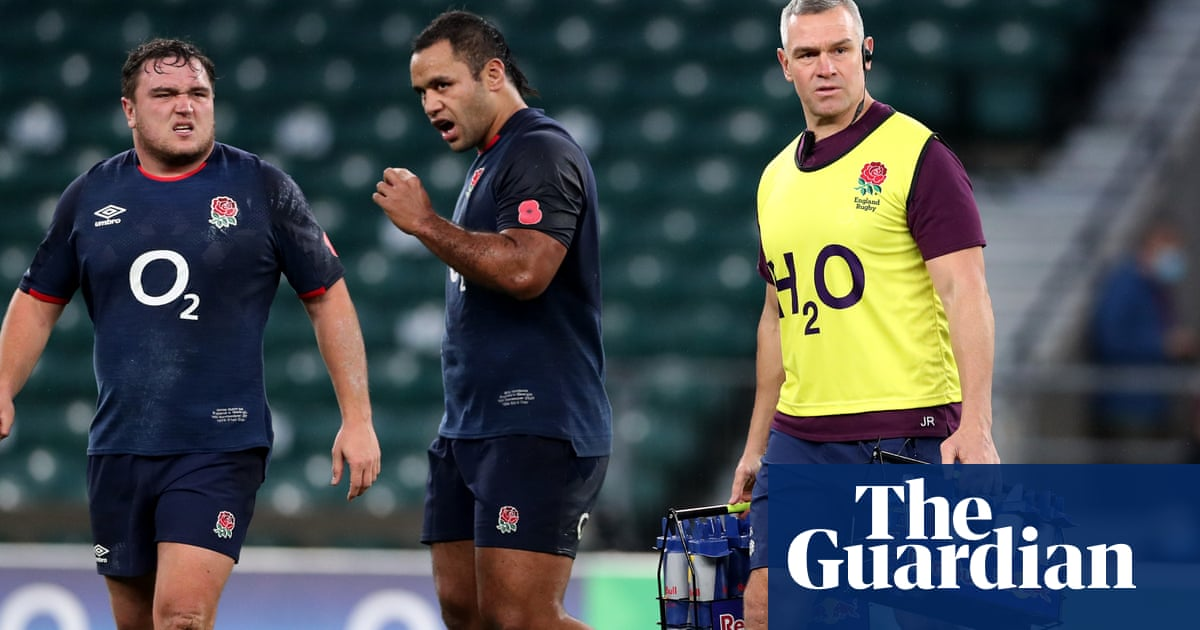 England skills coach Jason Ryles to miss Six Nations due to Covid-19 lockdown