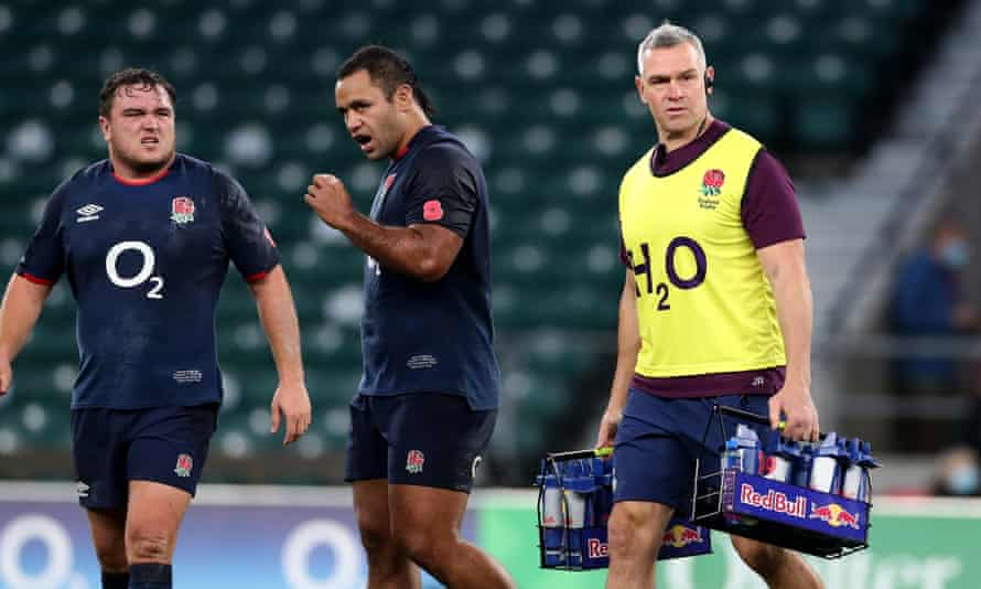 Jason Ryles, the England skills coach, will be missing from the Six Nations due to the Covid-19 lockdown