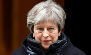Theresa May: rather than setting out a fresh Brexit vision she will make a more limited speech next month.