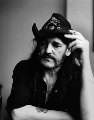 Lemmy by Phil Knott, 2000