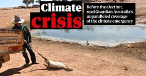 The number one issue for Australians during this 2019 election campaign is climate change. Guardian Australia has covered the climate emergency from every angle