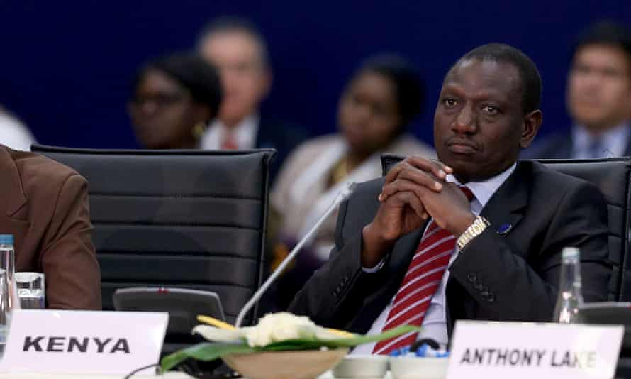 William Ruto says Kenya intends to close Dadaab and other refugee camps within six months.