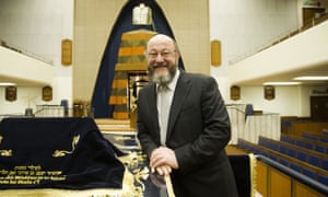 'Chief rabbi Ephraim Mirvis has yet, I think, to share with Today listeners his opposition to female ordination.'