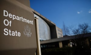 'We are better than this,' says a leaked version of the memo which is circulating in the state department's 'dissent channel'.