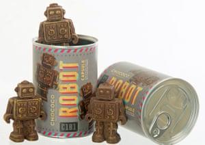 Chococo's Robot Capsule