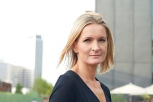 Women's Equality party leader Sophie Walker