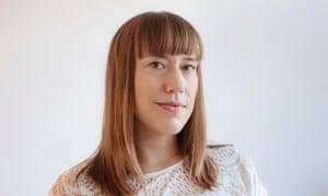 Designer Stefanie Posavec headshot