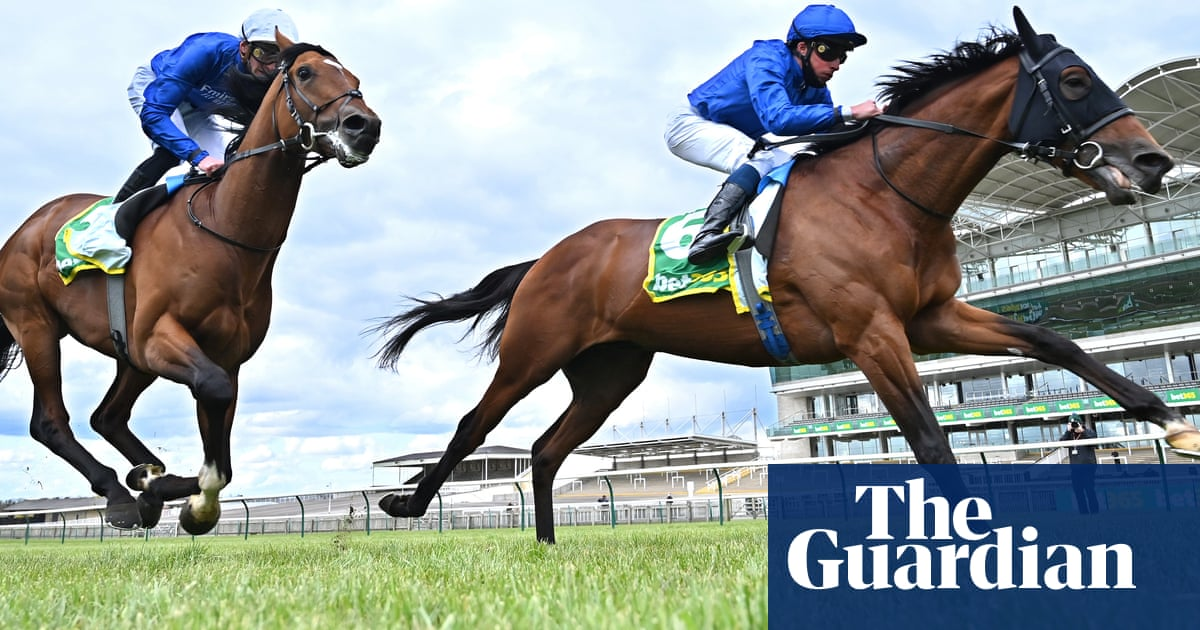 Master Of The Seas sets sail for Guineas after Godolphin one-two in Craven