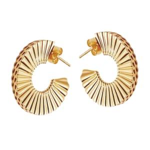 Earrings, £115, missima.com.