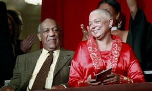 Bill Cosby and his wife Camille. Camille Cosby will answer questions under oath this week in her first deposition since dozens of women came forward with sexual abuse allegations against her husband.