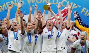 The US women's team are involved in a lawsuit with US Soccer that could sap the federation's resources