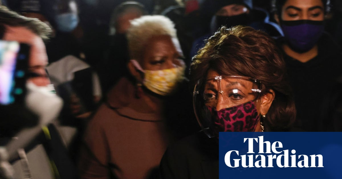 Republicans demand action against Maxine Waters after Minneapolis remarks
