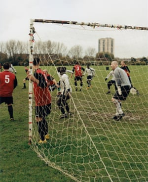 In his playing days, Hackney and Leyton Sunday Football chairman Johnny Walker and his friends would get a bus from Angel to the neighbouring area of Hackney Wick from where they would walk to the pitches