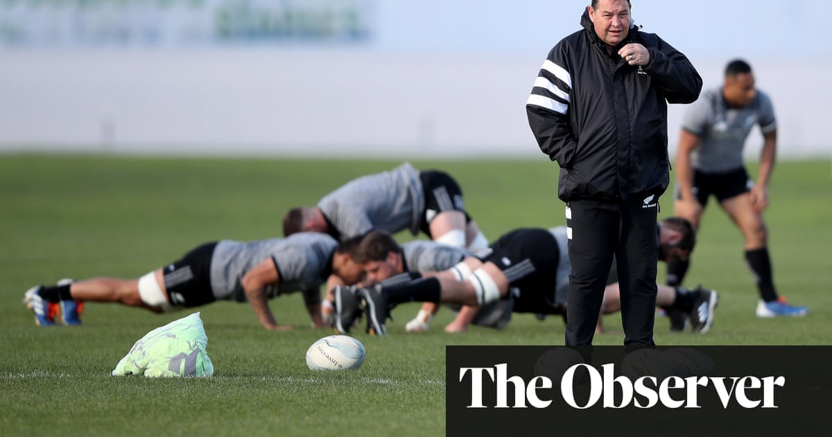 All Blacks' poor form no pointer to World Cup prospects, says Eddie Jones