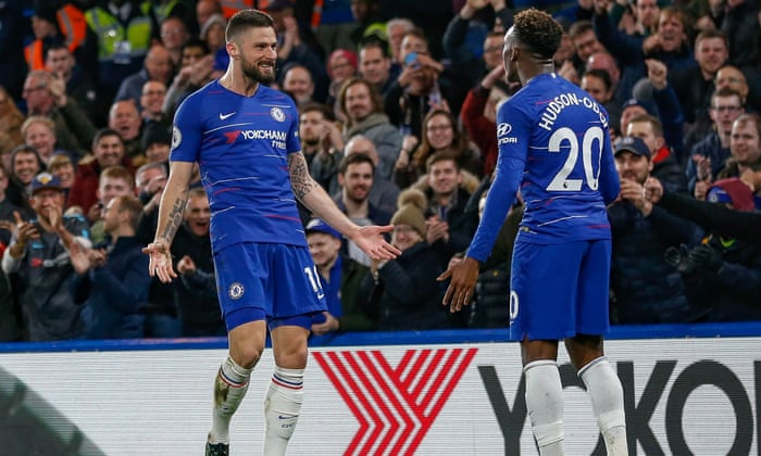 sale retailer c1a18 747f7 Olivier Giroud expected to extend Chelsea stay despite lack ...