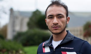 'I can't believe that humanity has become so deaf and blind to the thousands of Syrians with stories like mine' … Kassem Eid.