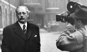Harold Macmillan: many of today's Conservative MPs relate to his approach.