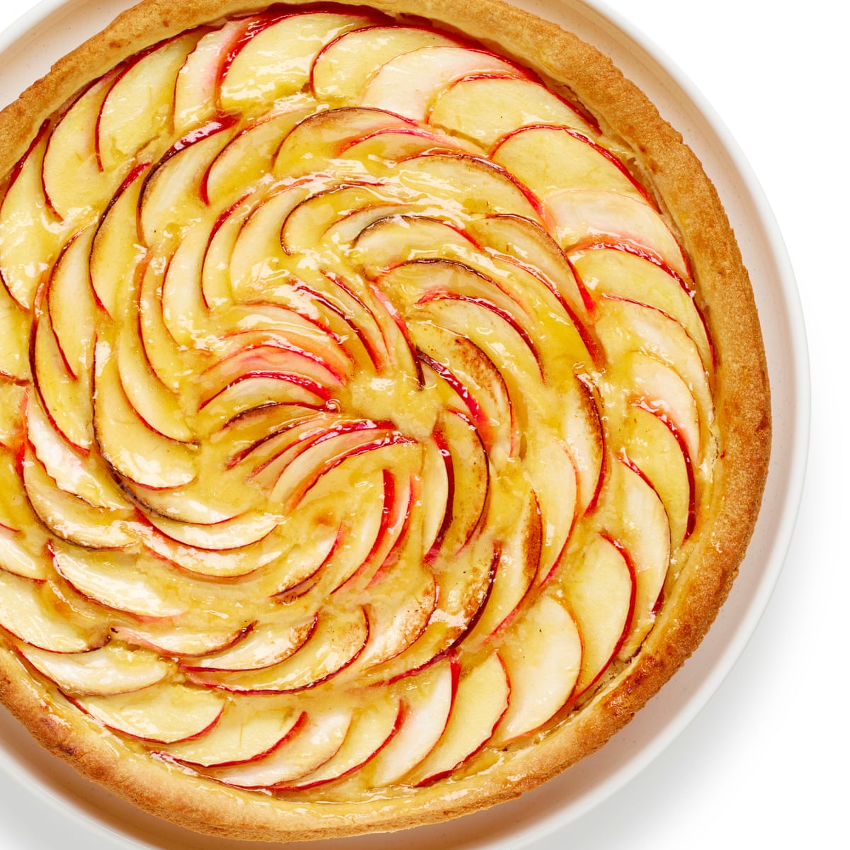 How To Cook The Perfect French Apple Tart Recipe Food The Guardian