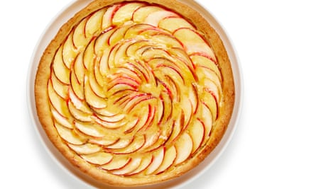 Felicity Cloake's perfect French apple tart.
