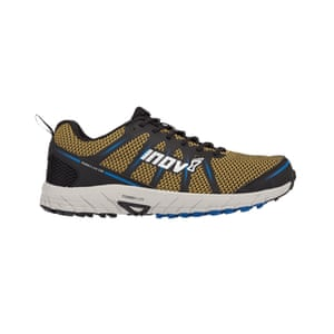 Where possible, Inov-8 uses sustainable and recycled materials, and ensure a sustainable supply chain and fair labour practices. The brand also supports Fix the Fells, a charity that cares for the Lake District's fell and mountain paths. Parkclaw 240 knit, £110, inov-8.com