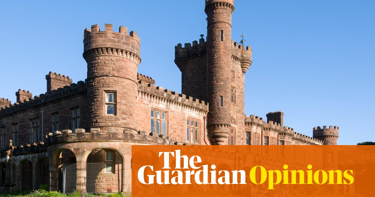 Let Kinloch Castle fall into curated decay – and become the ruin that Scotland needs