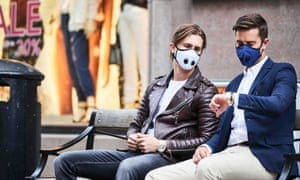 What time is it? Smooth breathing time, my friend ... a handout for the Swedish air mask company Airinium