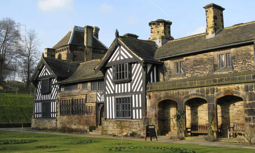 Shibden Hall, Halifax, the home of Anne Lister.