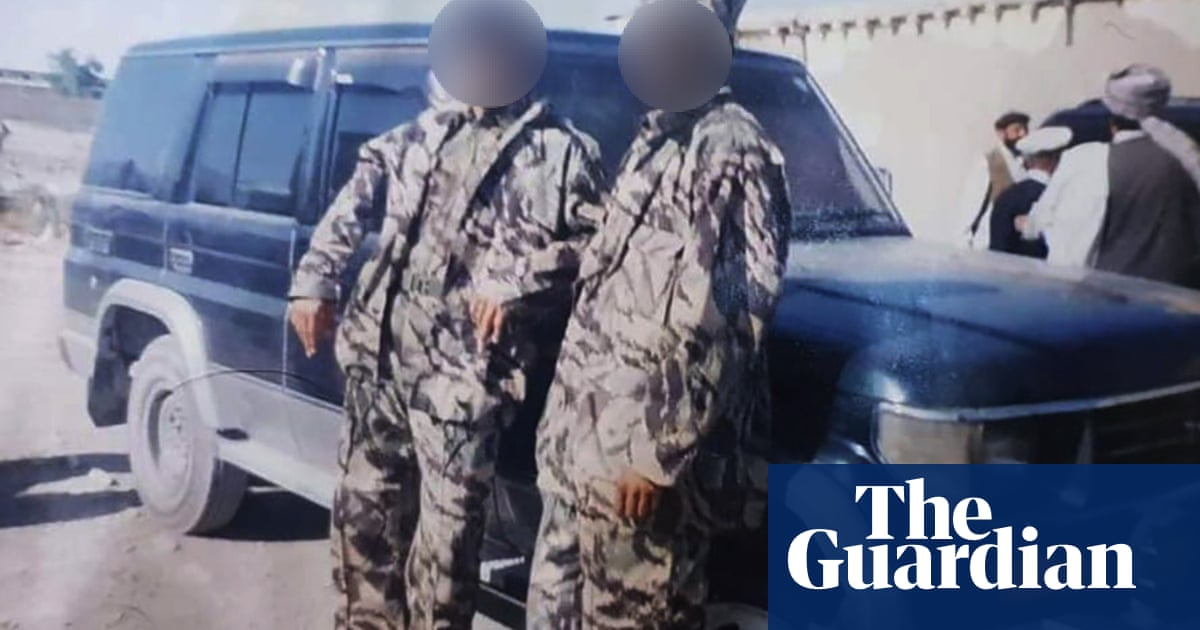 Afghan refugee sues Australian government, saying detention prevents him saving his family from Taliban
