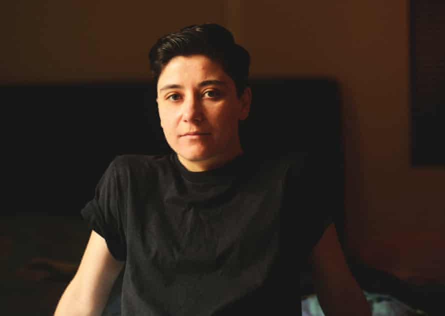 Esther Godoy, editor of Butch Is Not A Dirty Word