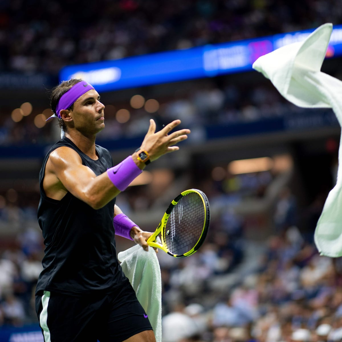 Rafael Nadal Beats Diego Schwartzman In Us Open Quarter Final As It Happened Sport The Guardian