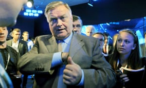 Vladimir Yakunin in St Petersburg in 2013.