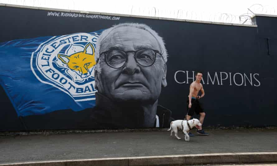 More Leicester celebrations are planned.