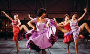 A brilliant palette of orchestral colours and rhythmic zest: 'America' from the 1961 film of West Side Story