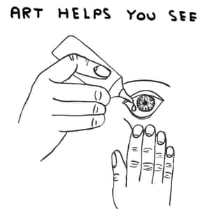 Art helps you see