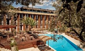 Bikini Island and Mountain Hotel, Mallorca